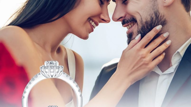 Diamond Engagement Rings and Wedding Bands