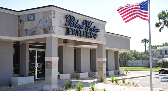 BLUE WATER JEWELERS, FLORIDA